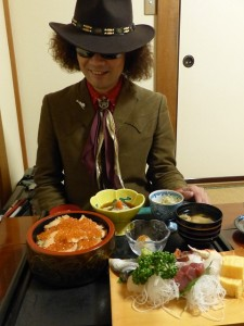 P1360020よかろう寿司定食どれから食べようか